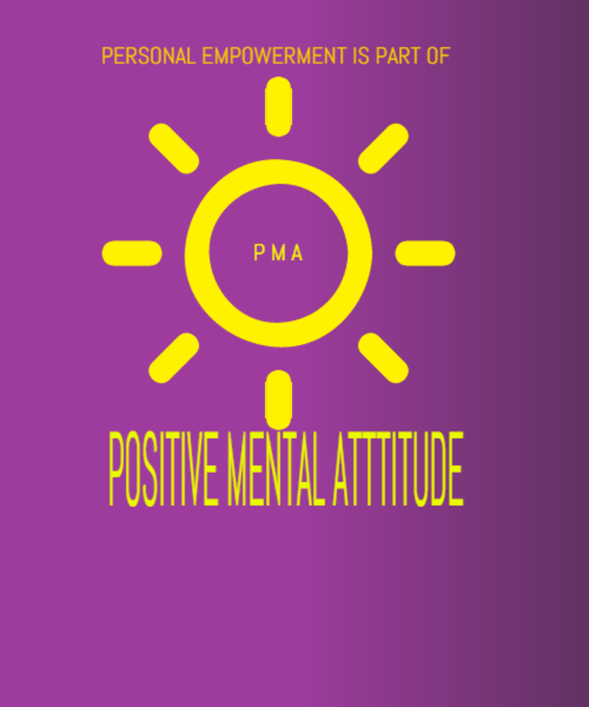 Positive Mental Attitude principles explained by Master Coach PaTrisha-Anne Todd