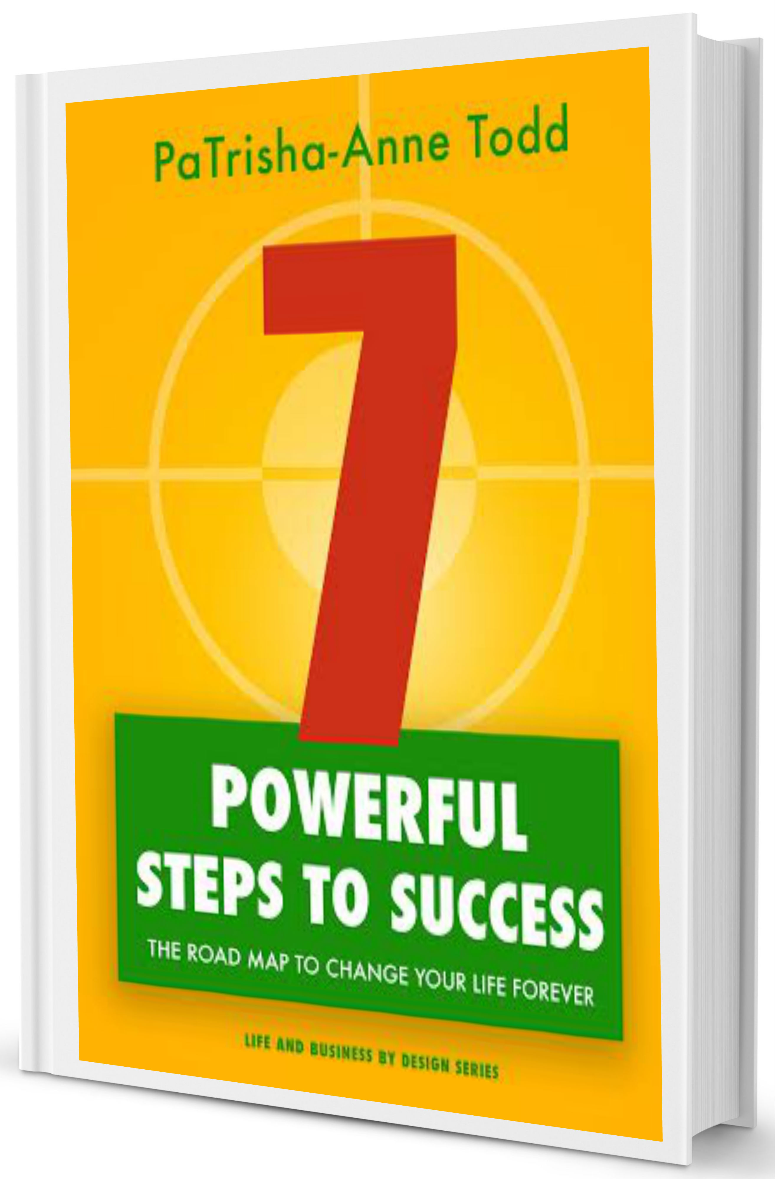 7 Powerful Steps To Success by PaTrisha-Anne Todd Founder at Coaching Leads To Success