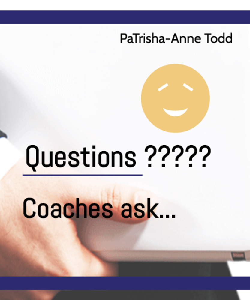 Coaches ask many questions on how to build their business - 7 Powerful Steps To Success written by PaTrisha-Anne Todd will guide you to your success buy it today on Amazon